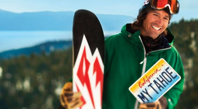 Buy a Tahoe License Plate, Ski for Free