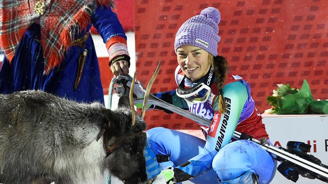 Disappointment for Shiffrin as Maze Wins in Levi