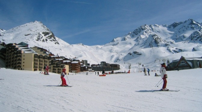 Val Thorens (FTO file photo: Marc Guido)