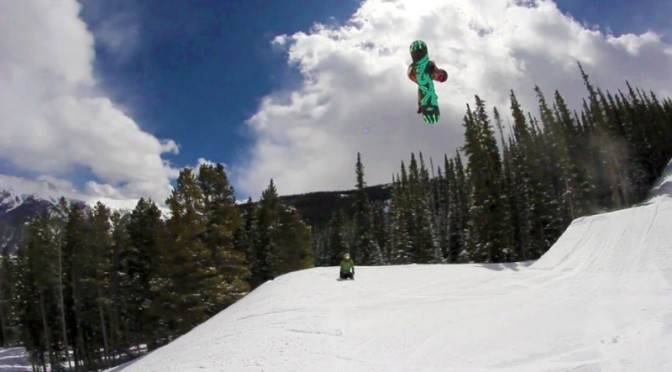 Snowboarding Grom Creates Pledge Program for High Fives Foundation