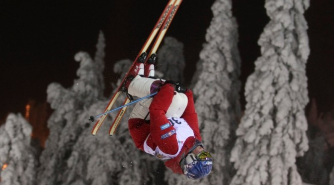 U.S. and Canadian Mogul Teams Ready for Finland