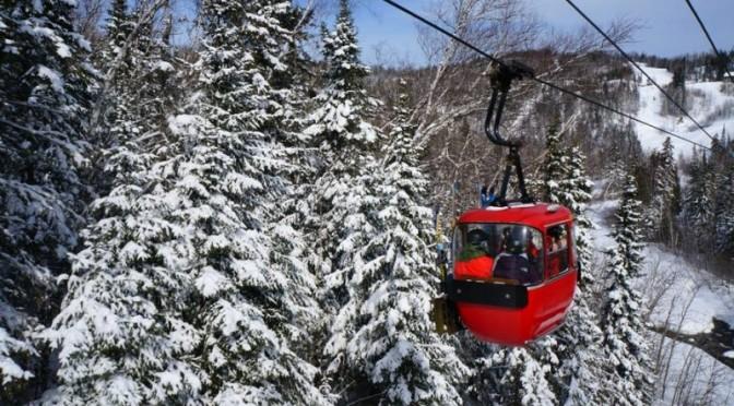 New Gondola to Anchor Lutsen Mountains Expansion