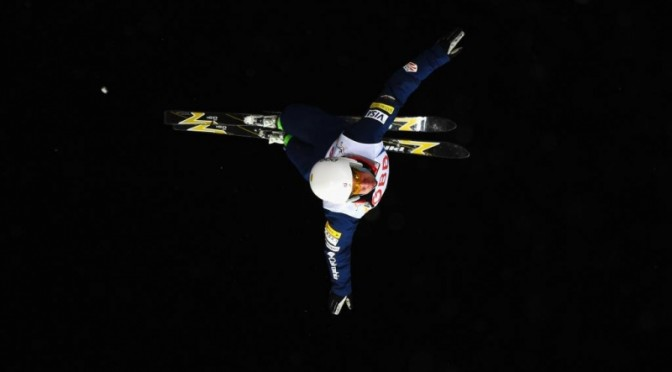 U.S. Earns Two Silvers in World Champs Aerials
