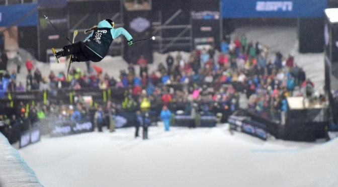 Maddie Bowman Repeats X Games Win