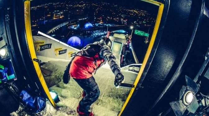 Quebec's Snowboard World Cup Jamboree Goes Urban