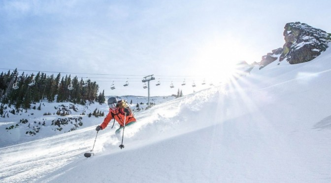 Taos Ski Valley's legendary powder and steeps are now part of the Mountain Collective Pass. (file photo: Taos Ski Valley)