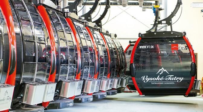 Construction of New Lutsen Gondola On Track