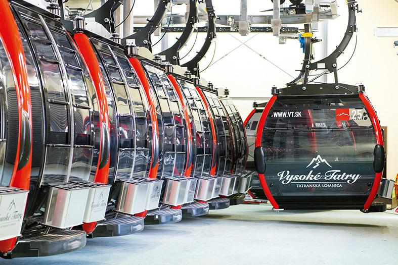 Construction Of New Lutsen Gondola On Track First Tracks