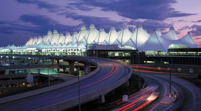 Denver International Airport (file photo: Visit Denver)