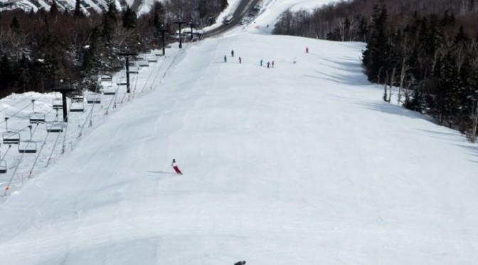 Killington's Superstar trail will host World Cup ski racing this November. (file photo: Killington Resort)