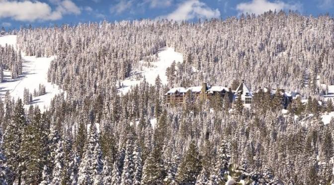 Bookings at Western Ski Resorts Pick Up