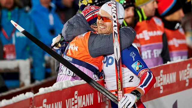 Newell Takes Fourth at Ruka Sprint