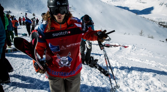 Two Continents to Collide in Skiing Showdown
