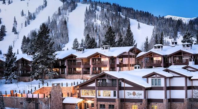 Stein Eriksen Lodge at Deer Valley Resort in Utah. (file photo: Stein Eriksen Lodge)