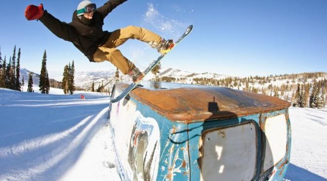 Burton Announces New Qualifiers Snowboard Contest Series