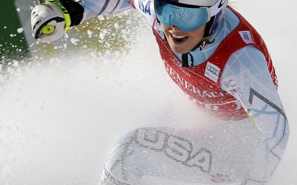 Lindsey Vonn to Lake Louise: Make Mine a Double