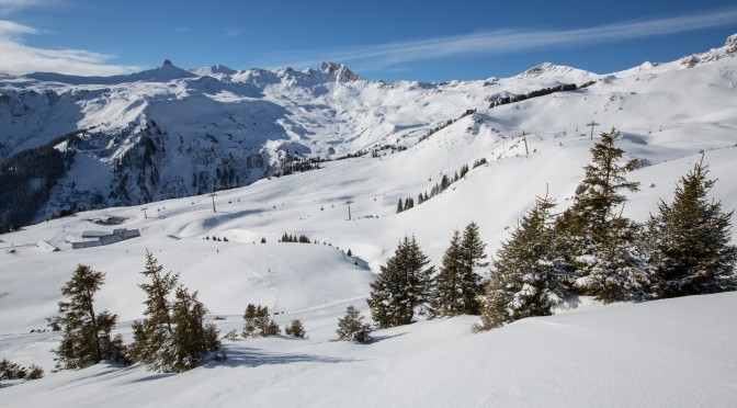Night Skier Dies in Swiss Accident