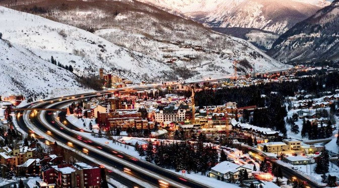 This isn't the kind of place to find affordable housing. (file photo: Town of Vail, Colo.)