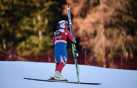 Theaux Wins Santa Caterina Downhill