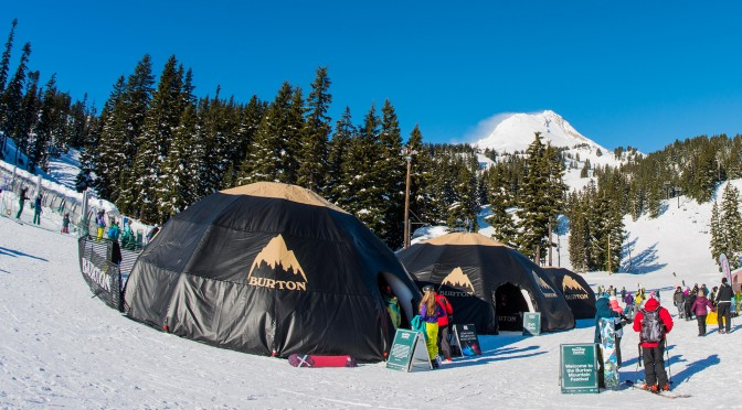 Burton Mountain Festival Tour Kicks Off