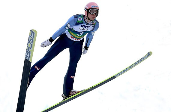 Austrian Ski Jumper Paralyzed in Fall