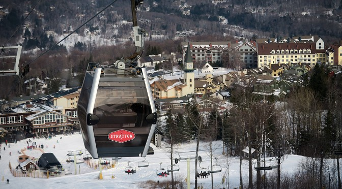 Snow at Western Resorts Partially Offsets Intrawest's Eastern Losses