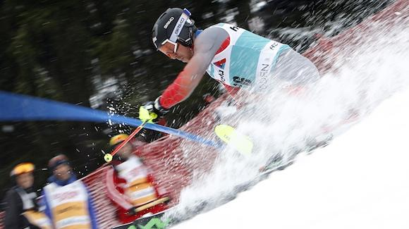 Kristoffersen Edges Hirscher for Adelboden Victory