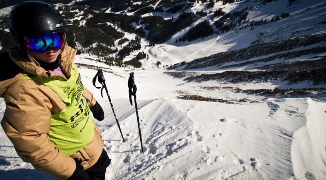 Melissa Frogh competes at Big Sky in 2012. (file photo: MSI/Amy Jimmerson)