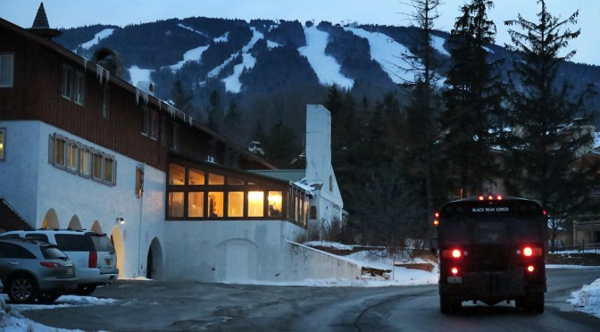 Liftline Lodge Keeps the Light Burning for Frugal Travelers at Vermont's Stratton Mountain