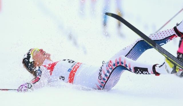 Caldwell Earns First World Cup Win