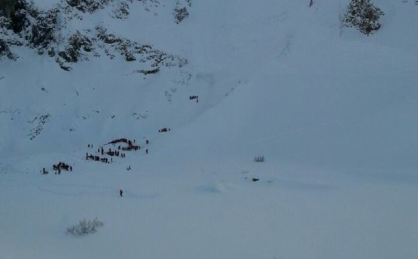 Avalanche Hits School Group in French Alps, Killing At Least Two