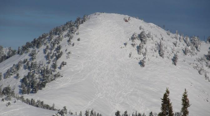 James Peak. (file photo: FTO/Marc Guido)