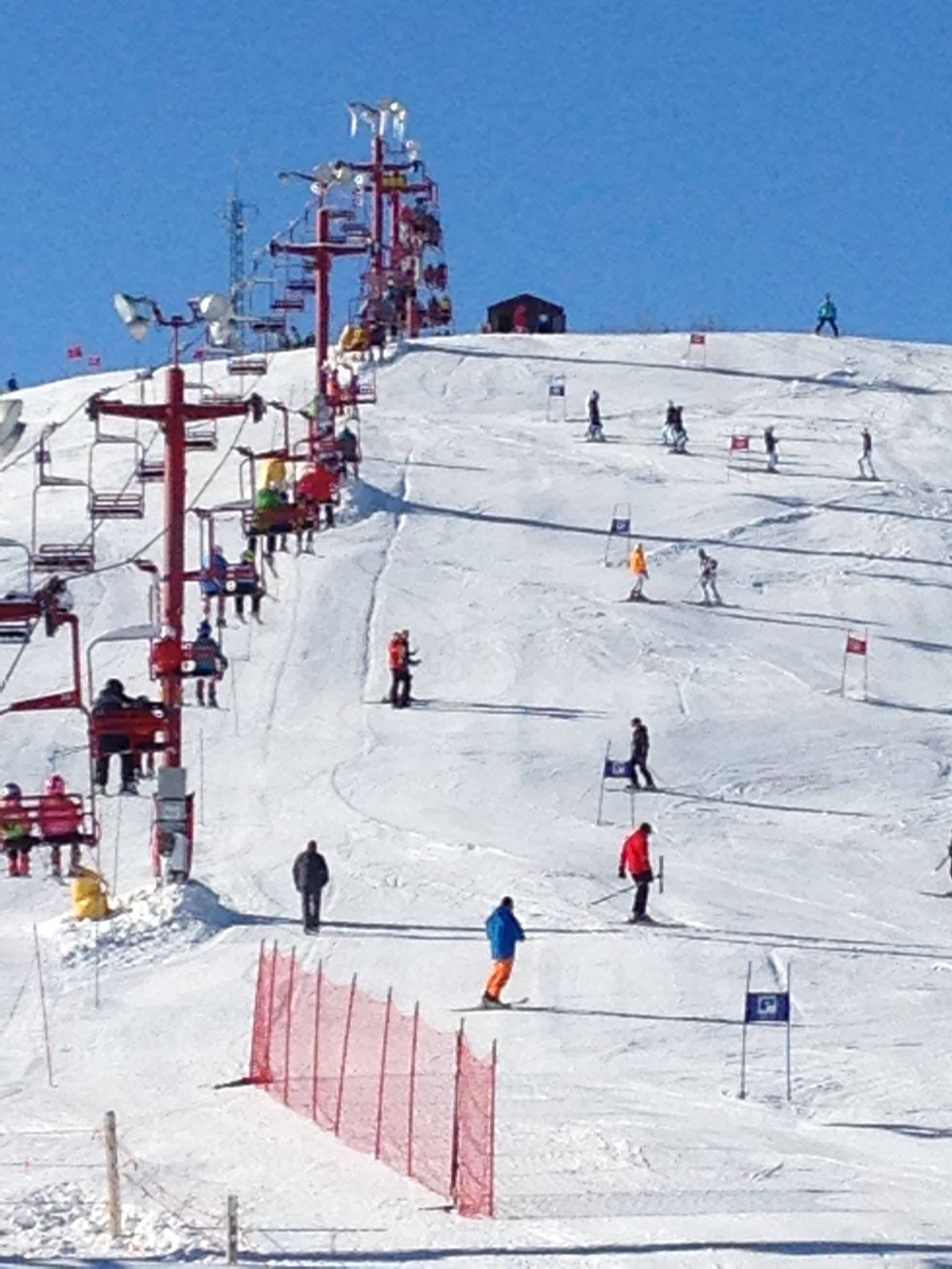 13-Year-Old Airlifted from Wisconsin Ski Area Following