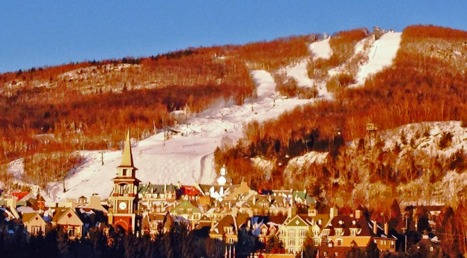 The village at Tremblant. (photo: FTO/Alan Wechsler)