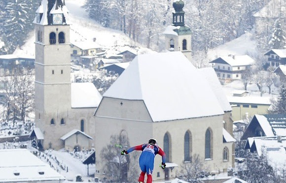Kitzbuehel: The Super Bowl of Ski Racing