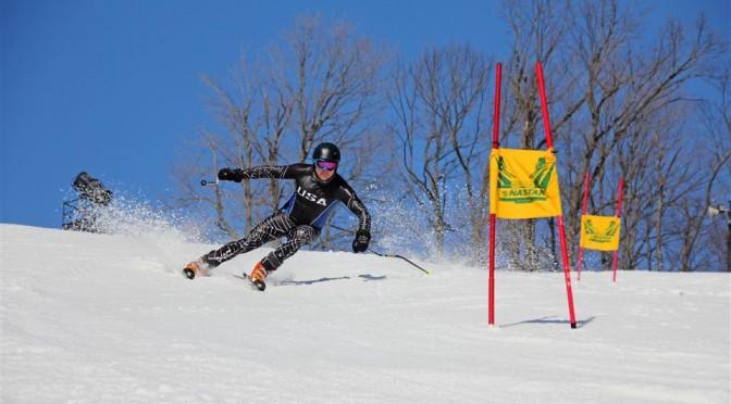 Skier Dies in Michigan During Race