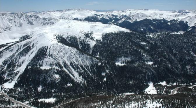 Steep Gullies and The Beavers. (file photo: Arapahoe Basin Ski Area)