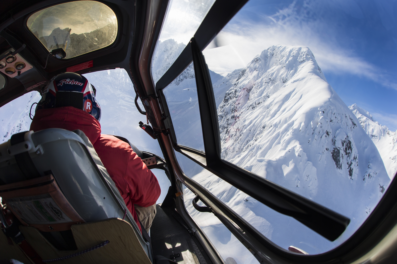Heli-skiing in Alaska. (file photo: Red Bull Media House)