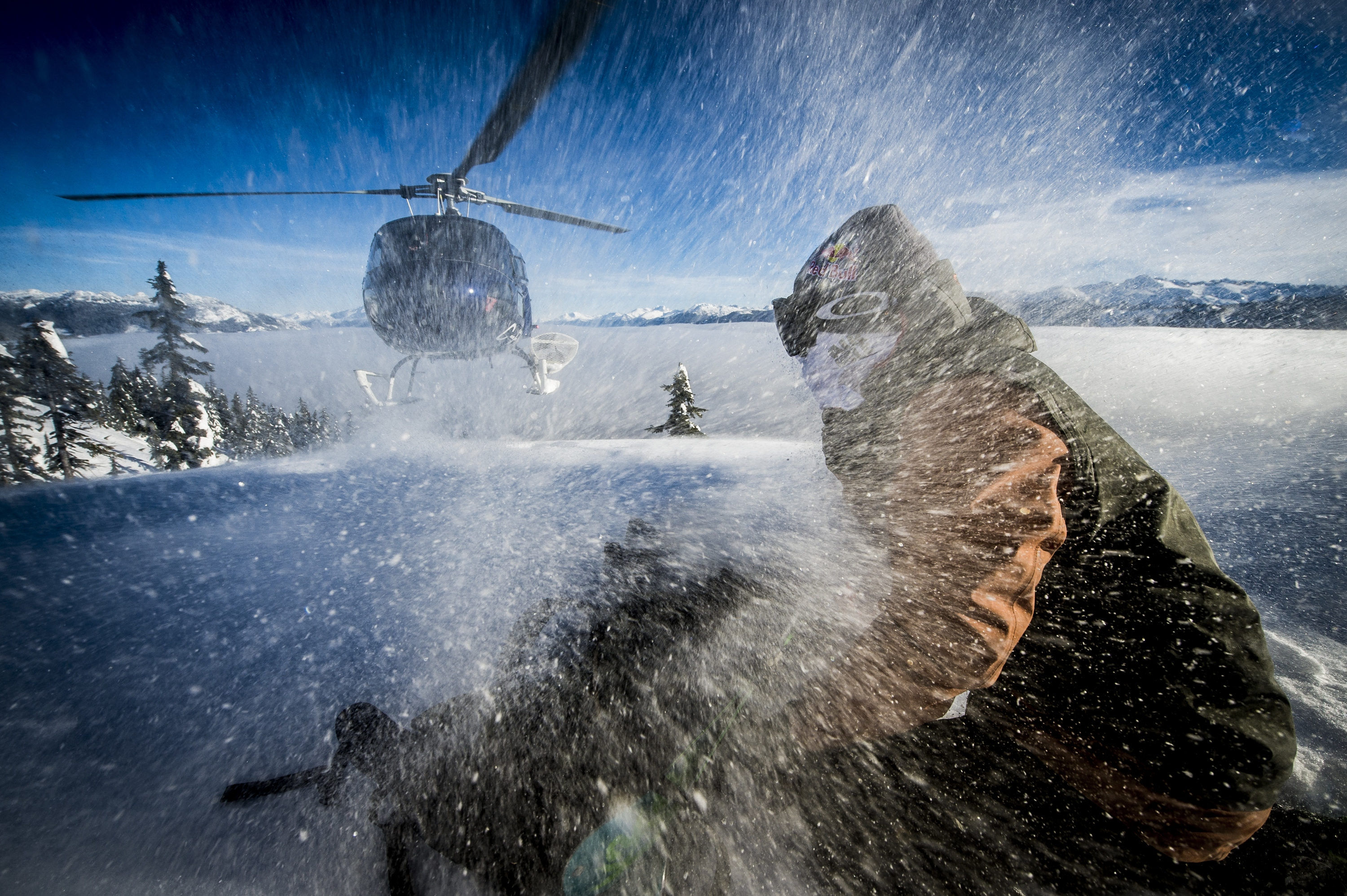 In the Whistler backcountry of British Columbia. (file photo: Red Bull Media House)