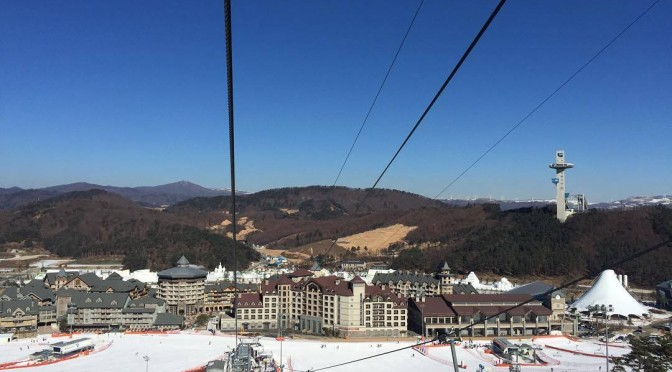 Positive First Impressions for PyeongChang 2018