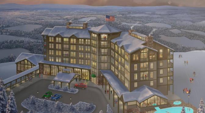 New Mountaintop Condo-Hotel Planned for Pennsylvania's Blue Mountain