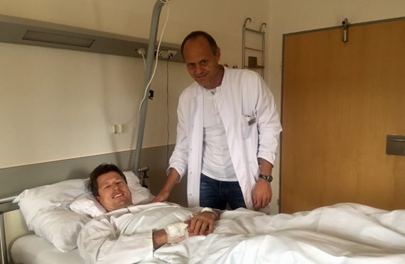 Back Surgery Sidelines Super G Champion Reichelt