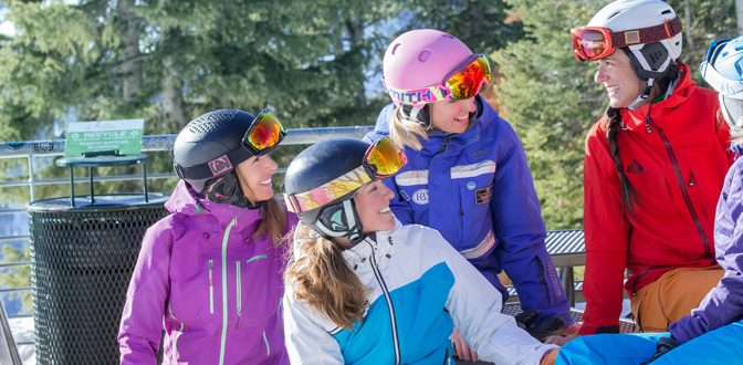 "Vail's Skadi Fest is organized ""by women, for women."" (file photo: Vail Resorts)"