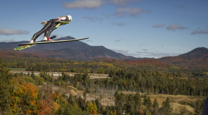 Autumn Ski Jumping Returns to Lake Placid