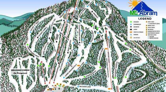 Maine's Mt. Abram Expands Terrain and Snowmaking