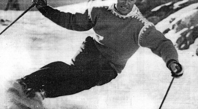 New Museum Exhibit Honors Skiing Legend Stein Eriksen