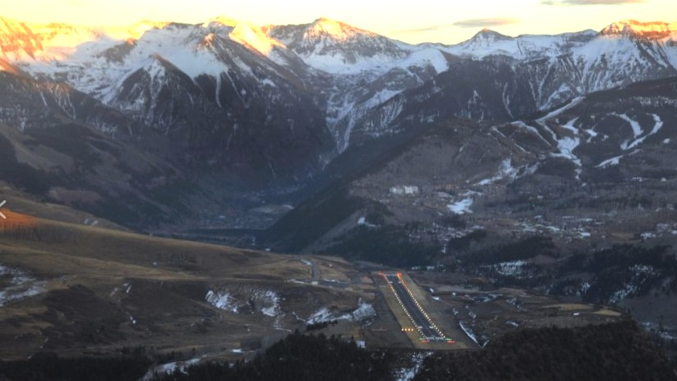 Commerical Flights To Telluride Resume After Two Year