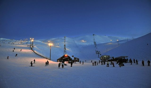 Bláfjöll, Iceland's largest ski area. (file photo: Bláfjöll Recreation and Ski Center)