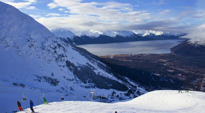 New GM to Run Alyeska