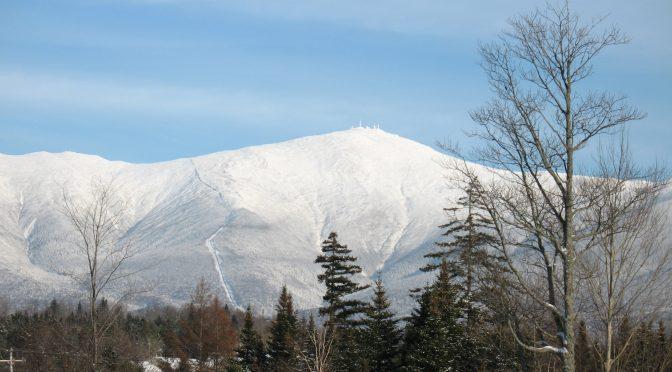 Skiers Rescued on Mt. Washington